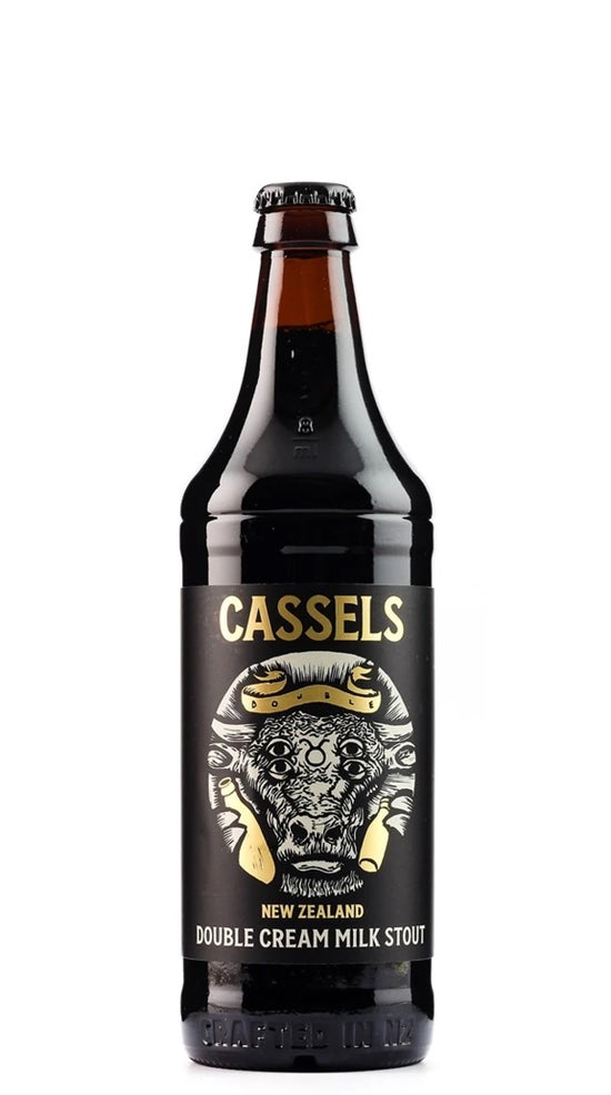 Cassels & Sons Double Cream Milk Stout 318ml