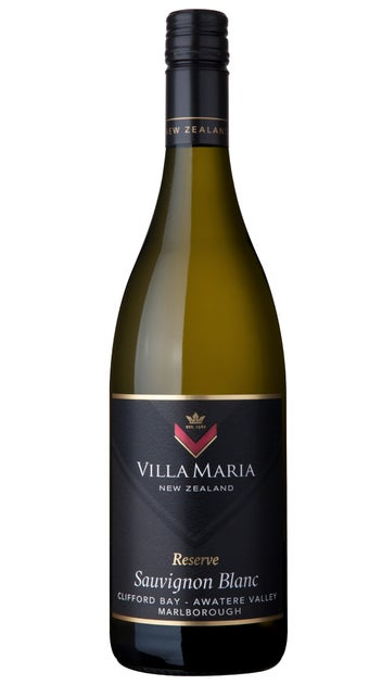 2020 Villa Maria Reserve Clifford Bay Marlborough Sauvignon Blanc