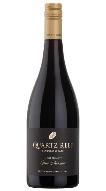2018 Quartz Reef Bendigo Estate Single Ferment Pinot Noir