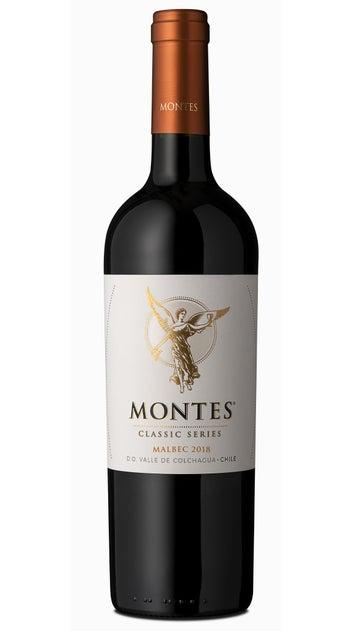 2018 Montes Classic Malbec