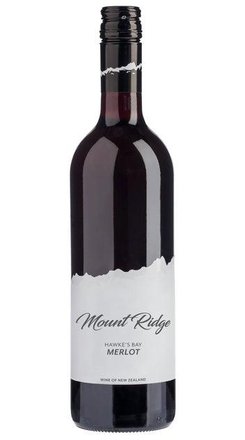 2020 Mount Ridge Hawkes Bay Merlot