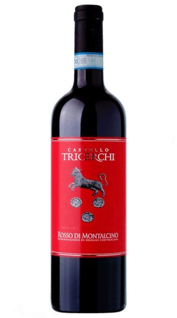2018 Castello Tricerchi Rosso di Montalcino
