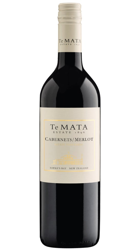 Te Mata Estate Vineyards Merlot Cabernets