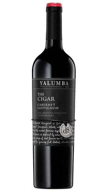 2017 Yalumba The Cigar Cabernet Sauvignon