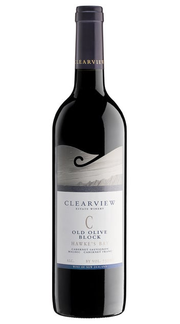 2019 Clearview Estate Old Olive Block