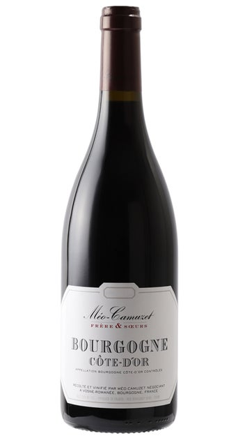 2018 Domaine Meo-Camuzet Bourgogne Rouge Cote d'Or