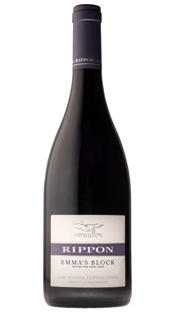 2017 Rippon Emma's Block Pinot Noir