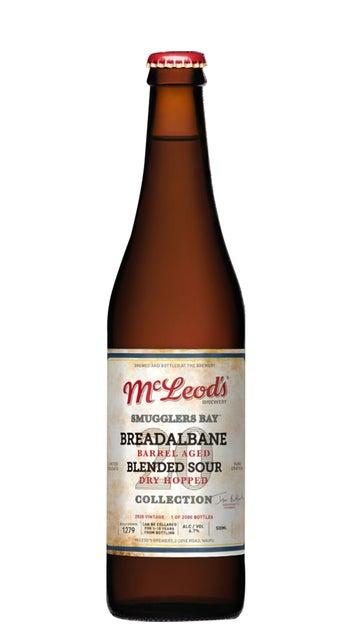 McLeod's Smugglers Bay Breadalbane Blended Sour 500ml bottle
