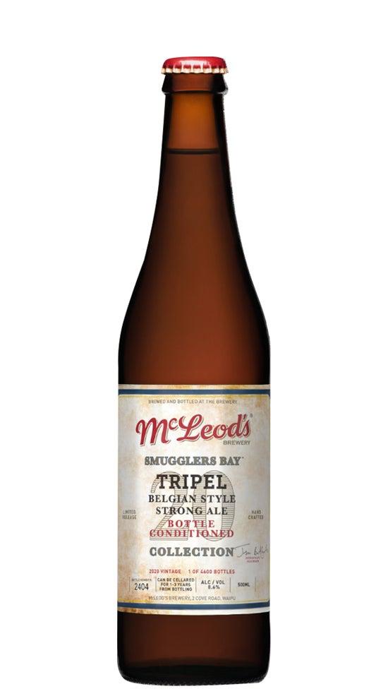 McLeod's Smugglers Bay Tripel 500ml bottle