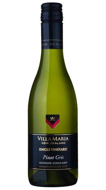 2018 Villa Maria Single Vineyard Seddon Pinot Gris 375ml