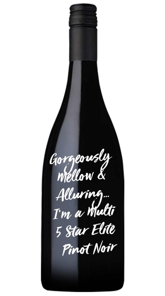 Hidden Label Organic Wairau Valley SV Pinot Noir