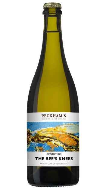 2019 Peckham's The Bee's Knees 750ml bottle