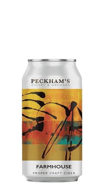 2019 Peckham's Farmhouse 440ml can