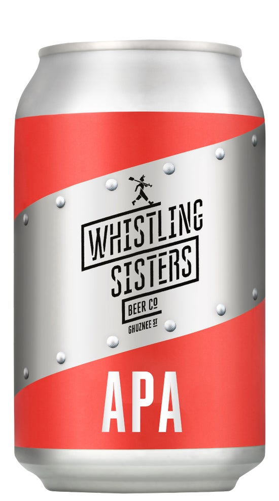 Whistling Sisters APA 330ml can