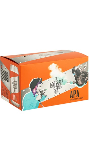 Whistling Sisters Can APA 6 pack