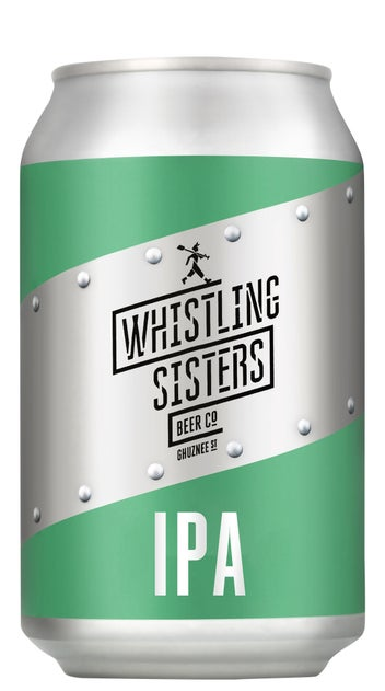 Whistling Sisters IPA 330ml can
