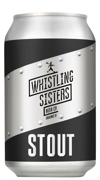 2020 Whistling Sisters Stout Can