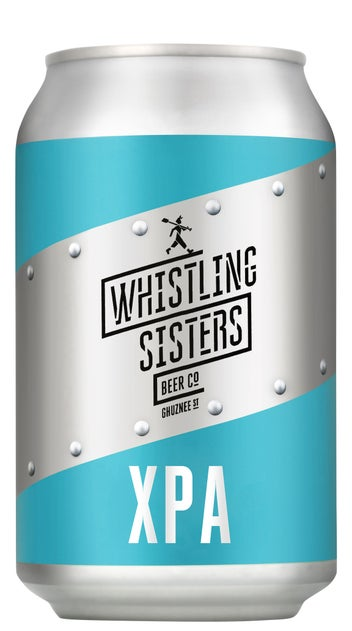 2020 Whistling Sisters Can XPA 330ml