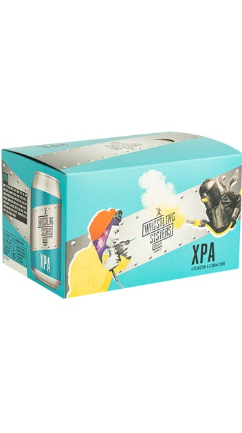 Whistling Sisters Can XPA 6 Pack