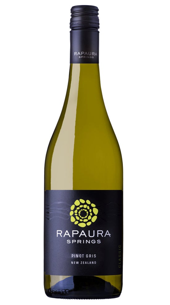 Rapaura Springs Estate Classic Marlborough Pinot Gris