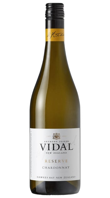 2020 Vidal Reserve Hawkes Bay Chardonnay