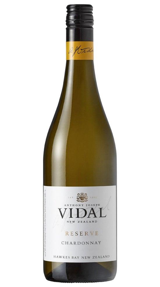 Vidal Reserve Hawkes Bay Chardonnay