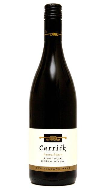 2018 Carrick Bannockburn Pinot Noir