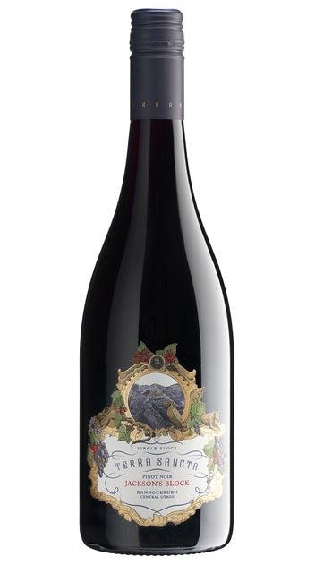 2017 Terra Sancta Jackson's Block Pinot Noir