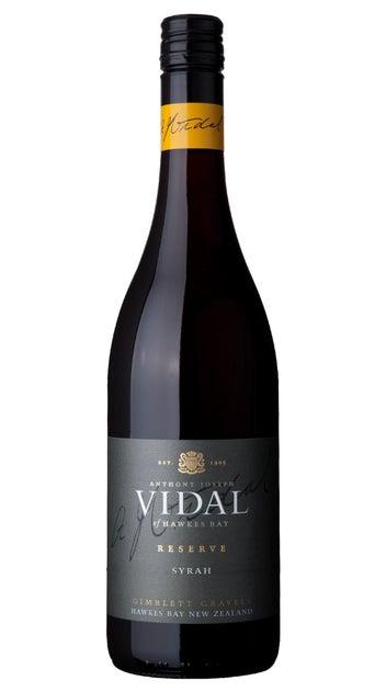 2019 Vidal Reserve Gimblett Gravels Syrah