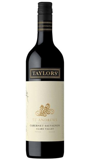2017 Taylors St Andrews Cabernet Sauvignon