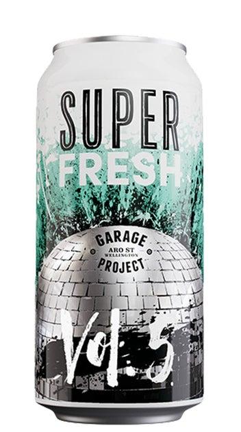 Garage Project Super Fresh Vol 5 440ml can