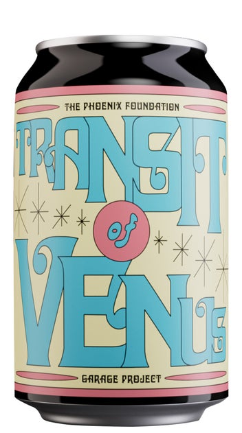 2020 Garage Project Transit of Venus Hazy Pale Ale 330ml can