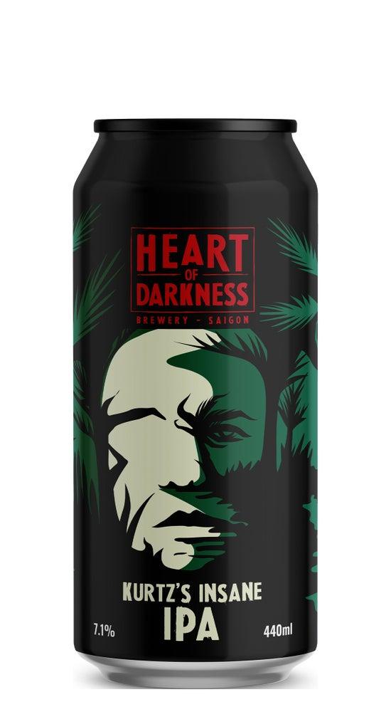 Heart of Darkness - Kurtz's Insane IPA