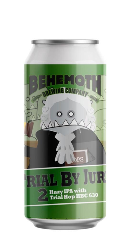 Behemoth Trial by Jury #2 440ml can