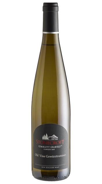 2019 Stonecroft Gimblett Gravels Old Vine Gewurtraminer