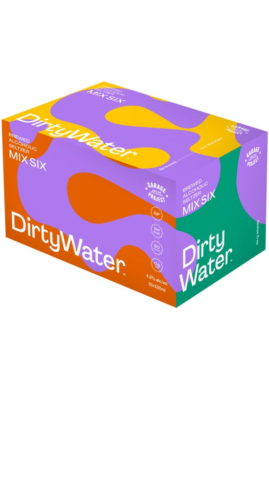 Garage Project Dirty Water Seltzer Mixed Six pack