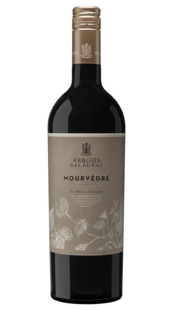 2018 Abbotts & Delaunay Les Fleurs Sauvages Mourvedre