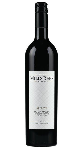 2019 Mills Reef Reserve Merlot Malbec
