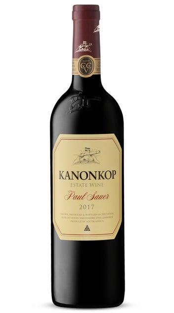 2017 Kanonkop Paul Sauer Bordeaux Blend