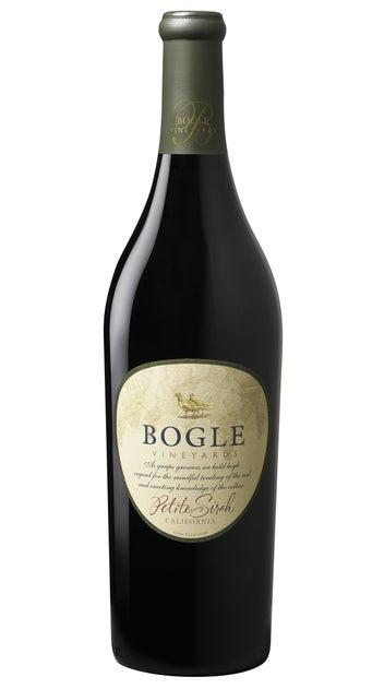 2018 Bogle Petite Sirah