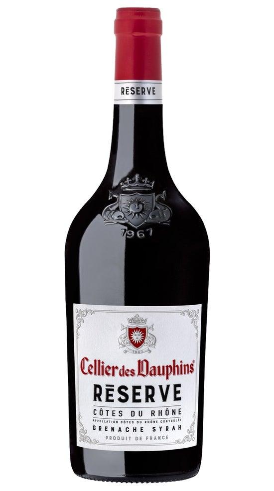 Cellier des Dauphins Reserve Cotes du Rhone Rouge AOC