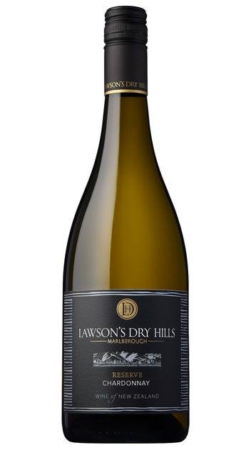 2019 Lawson's Dry Hills Reserve Chardonnay
