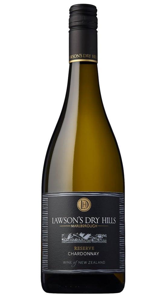 Lawson's Dry Hills Reserve Chardonnay