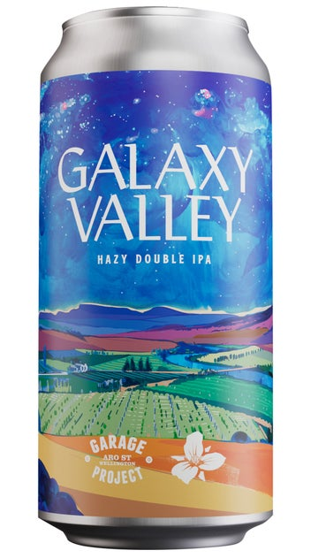 Garage Project Galaxy Valley Double IPA 440ml can