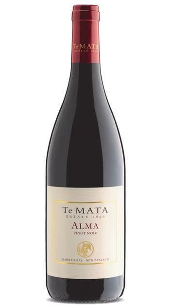 2019 Te Mata Estate Alma Pinot Noir
