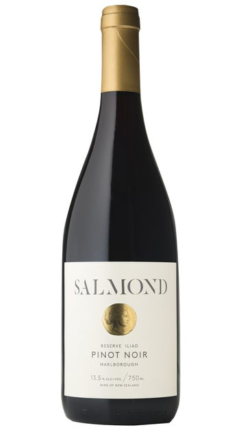 2017 Salmond Reserve Iliad Pinot Noir