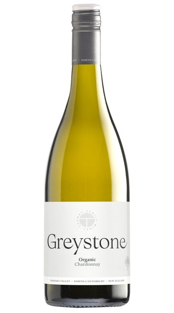2019 Greystone Organic Chardonnay