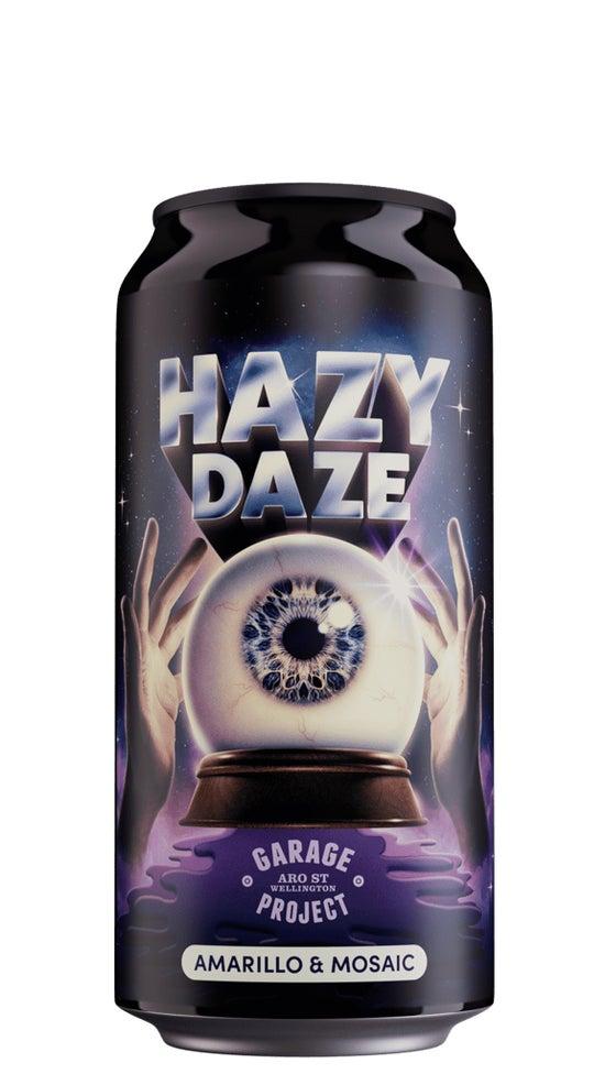 Garage Project Hazy Daze #4 Amarillo & Mosaic 440ml can