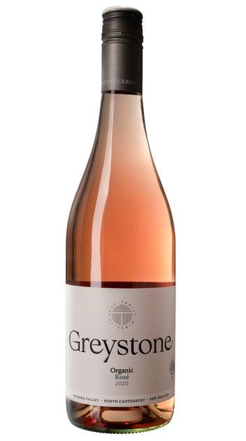 2020 Greystone Organic Rose