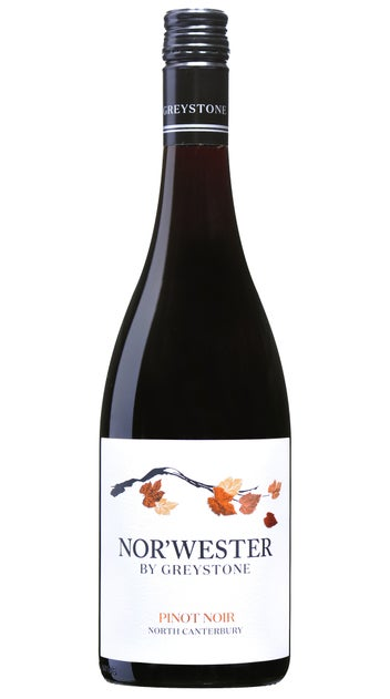 2018 Nor'wester by Greystone Pinot Noir